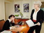 Women Role Models: The Weaker The Better?